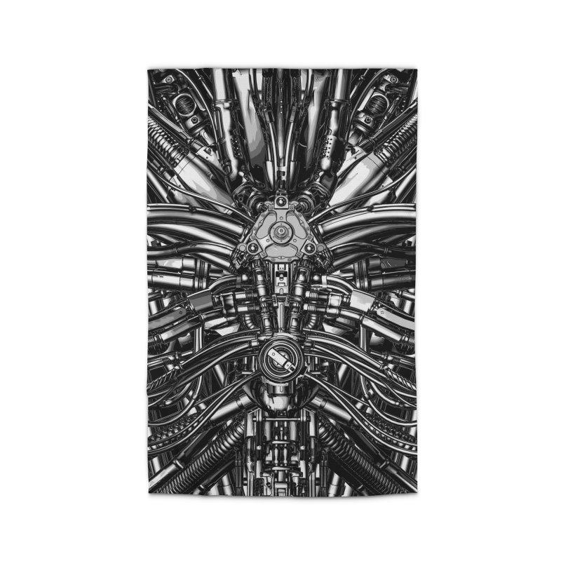 The Machine Home Rug by Grandio Design Artist Shop