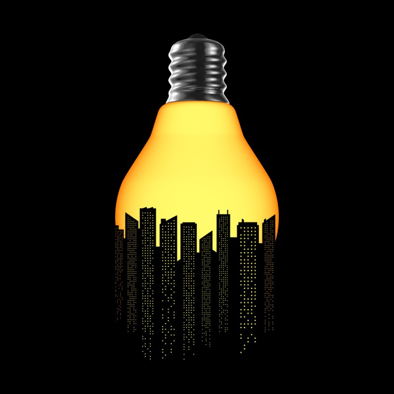 Bright Light Big City by Grandio Design Artist Shop