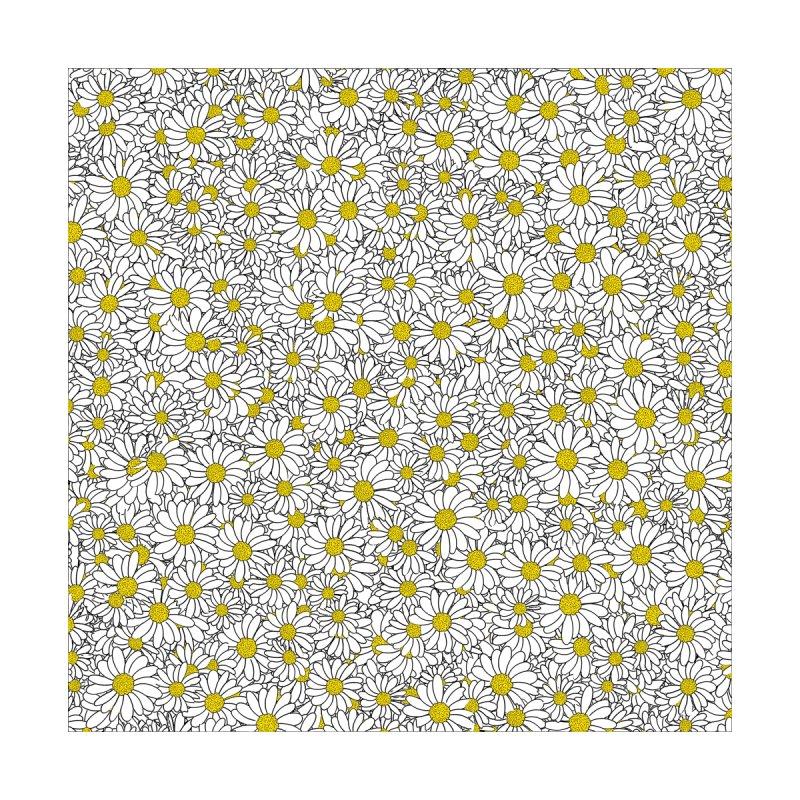 Daisy Doodle Pattern by Grandio Design Artist Shop