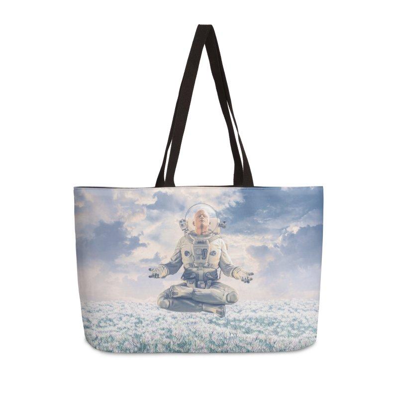 Dreamer In The Field Accessories Weekender Bag Bag by Grandio Design Artist Shop