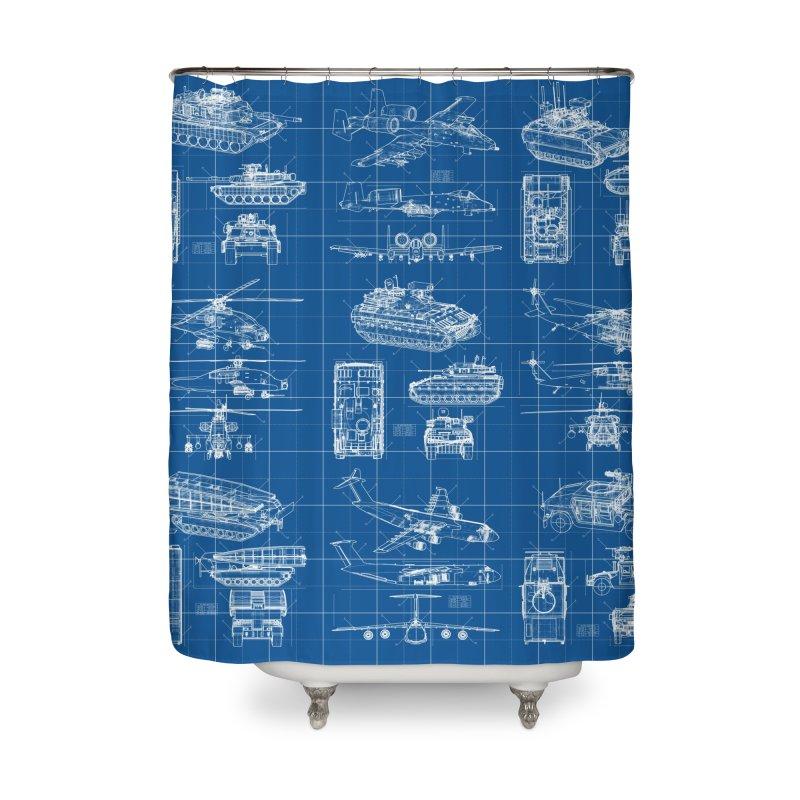 Classified Home Shower Curtain by Grandio Design Artist Shop