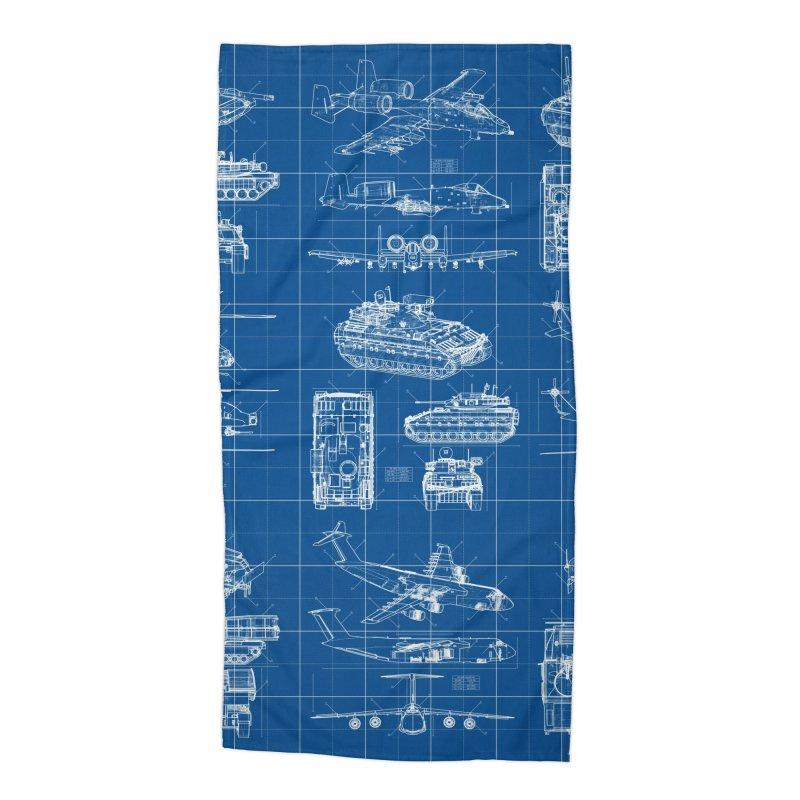 Classified Accessories Beach Towel by Grandio Design Artist Shop
