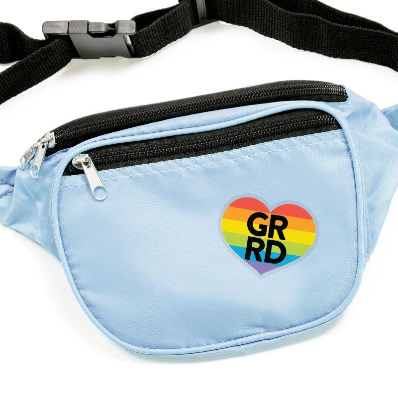 GRRD Pride Accessories Sticker by Grand Raggidy Roller Derby