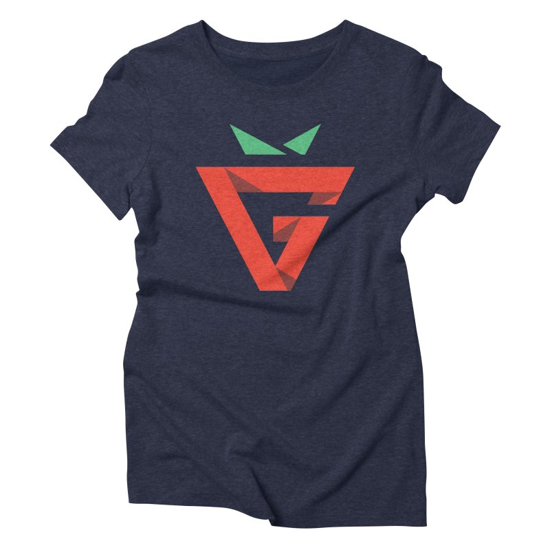 Graphberry T-Shirt Women's Triblend T-Shirt by graphberry's Artist Shop