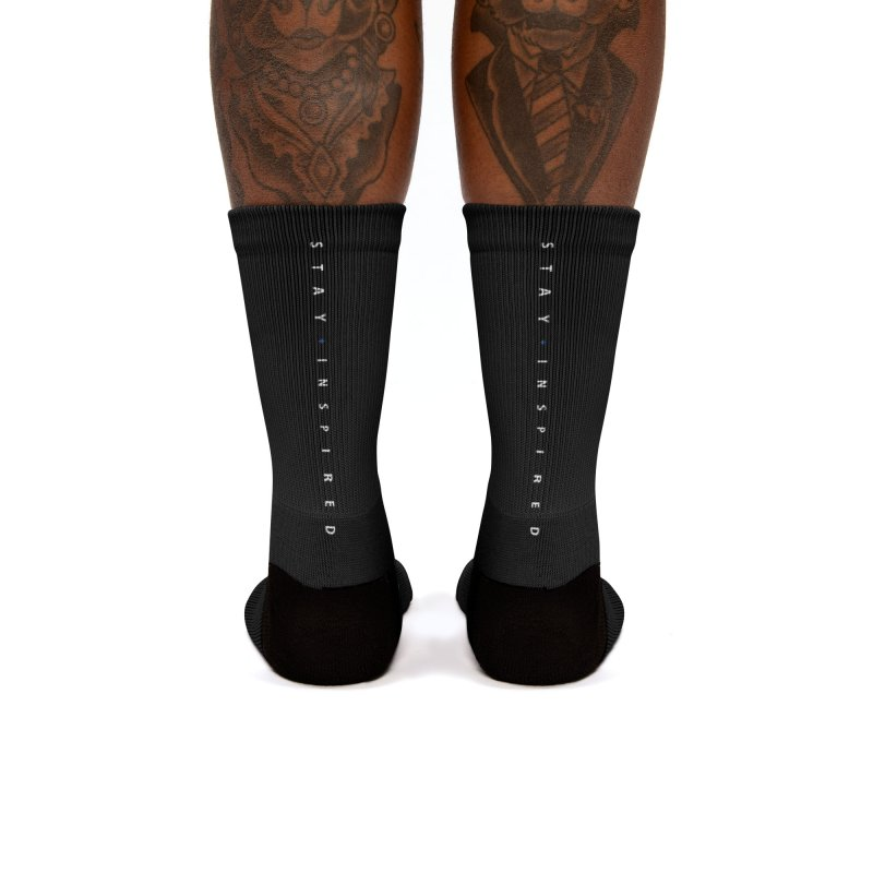 Stay Inspired Women's Socks by Graphicblack