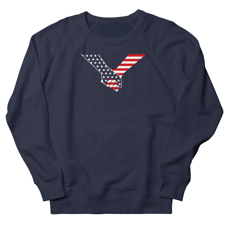 Liberty & Justice Women's Sweatshirt by Graphicblack