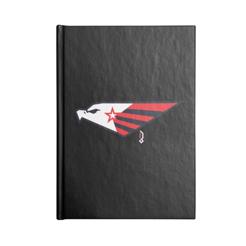 Eagle Accessories Notebook by Graphicblack