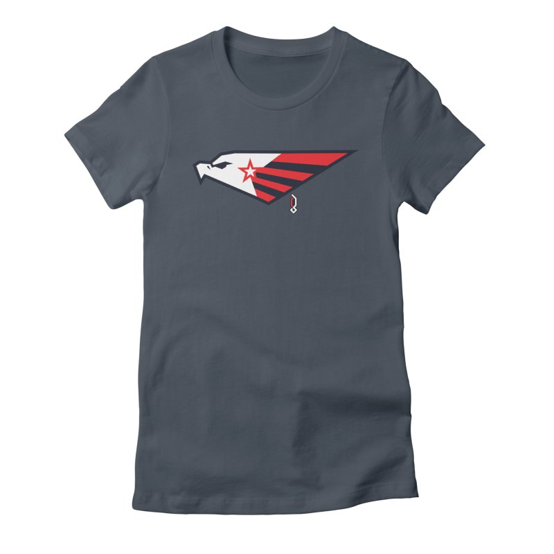 Eagle Women's T-Shirt by Graphicblack