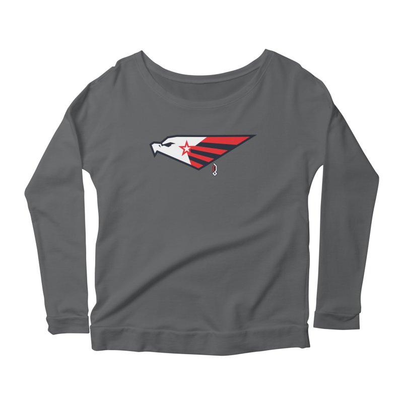 Eagle Women's Longsleeve T-Shirt by Graphicblack