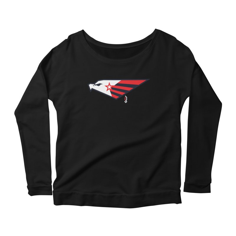 Eagle Women's Longsleeve T-Shirt by Graphicblack