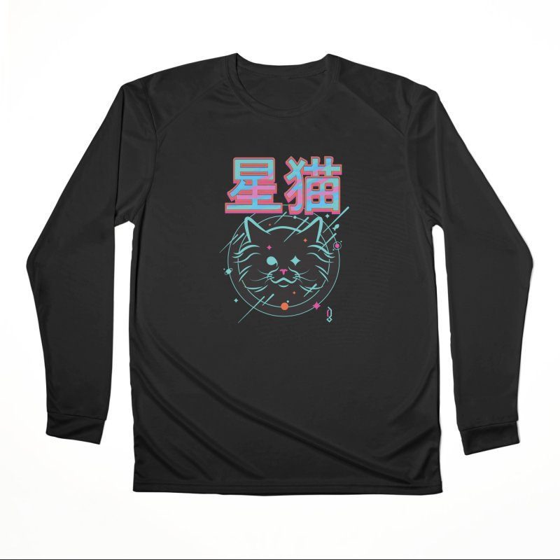 STARCAT I Women's Longsleeve T-Shirt by Graphicblack