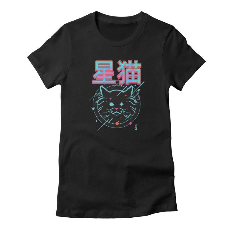 STARCAT I Women's T-Shirt by Graphicblack