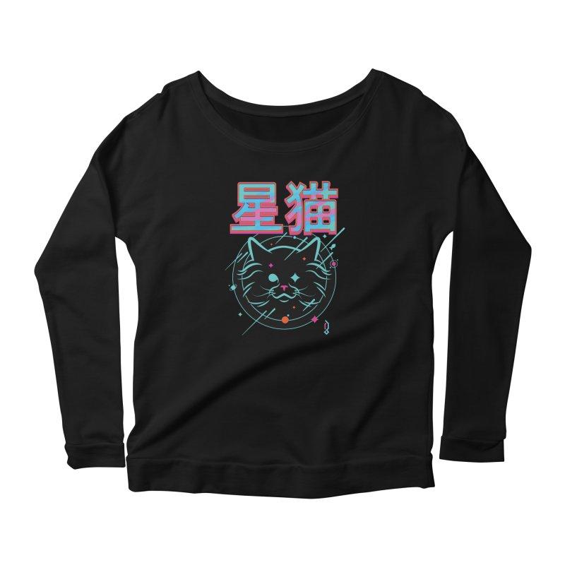 STARCAT I Women's Longsleeve T-Shirt by Graphicblack