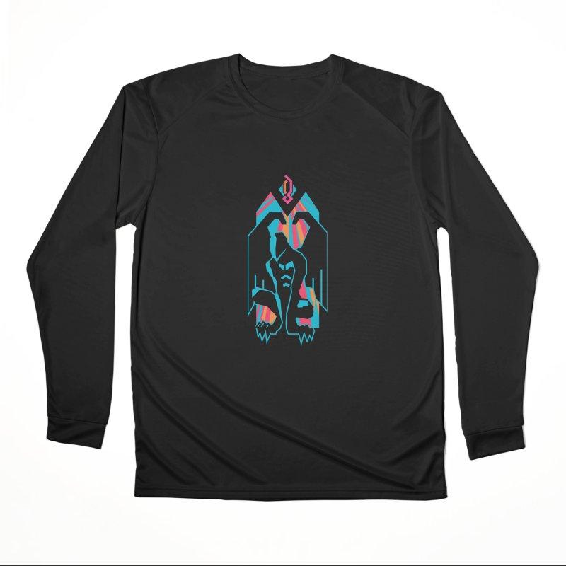 PSYCHOGARGOYLE Women's Longsleeve T-Shirt by Graphicblack