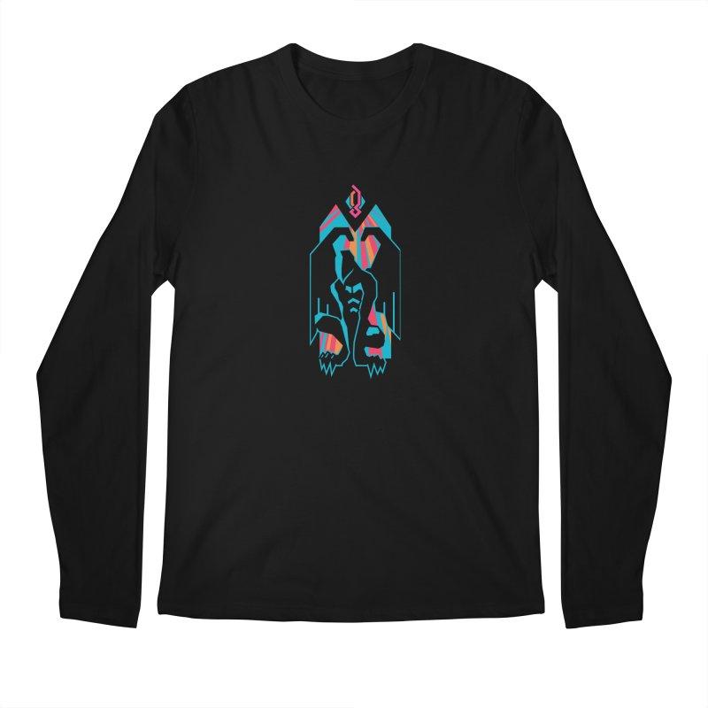 PSYCHOGARGOYLE Men's Longsleeve T-Shirt by Graphicblack