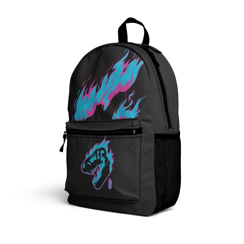 Psychosaurus Accessories Bag by Graphicblack