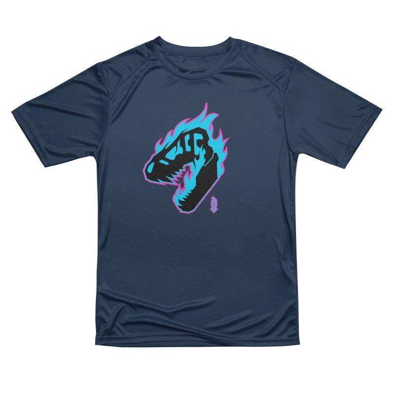 Psychosaurus Women's T-Shirt by Graphicblack