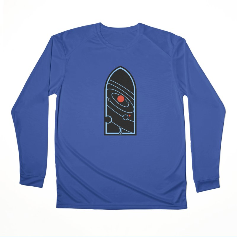 Heliocentric Men's Longsleeve T-Shirt by Graphicblack