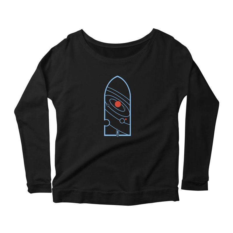 Heliocentric Women's Longsleeve T-Shirt by Graphicblack