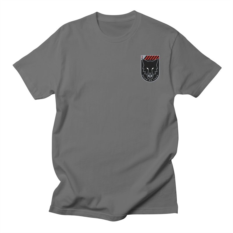 Show No Fear - Wolf Women's T-Shirt by Graphicblack