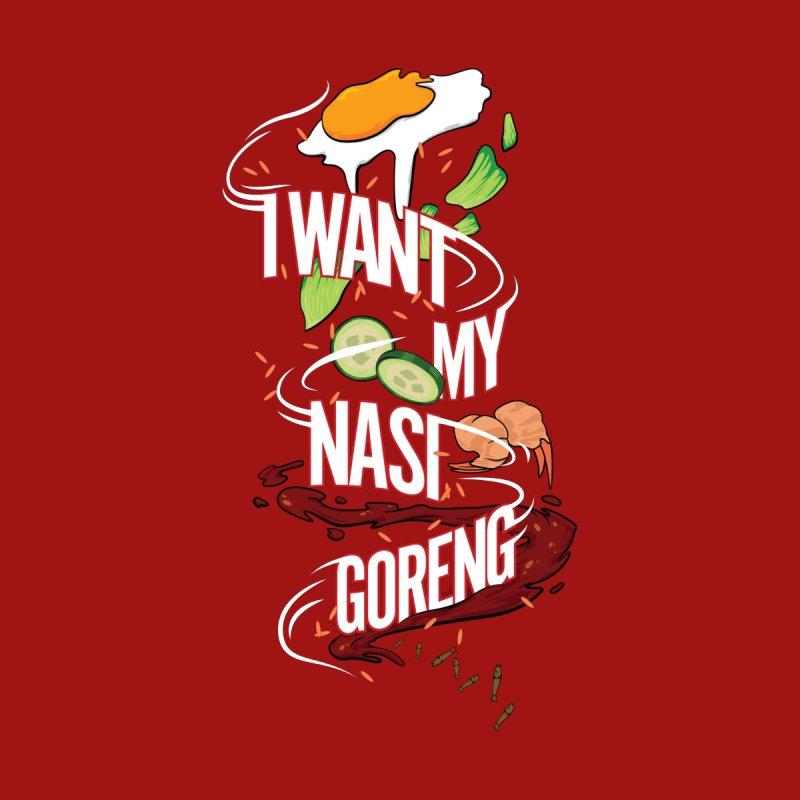 Nasi Goreng Men's T-Shirt by Graphicblack
