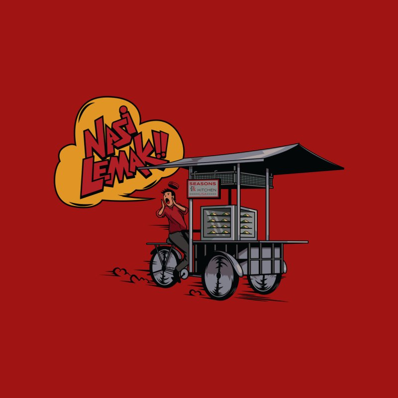 Street Cart I Women's T-Shirt by Graphicblack