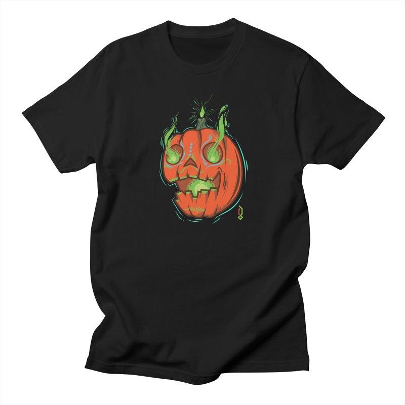 Dia de las calabasas Women's T-Shirt by Graphicblack