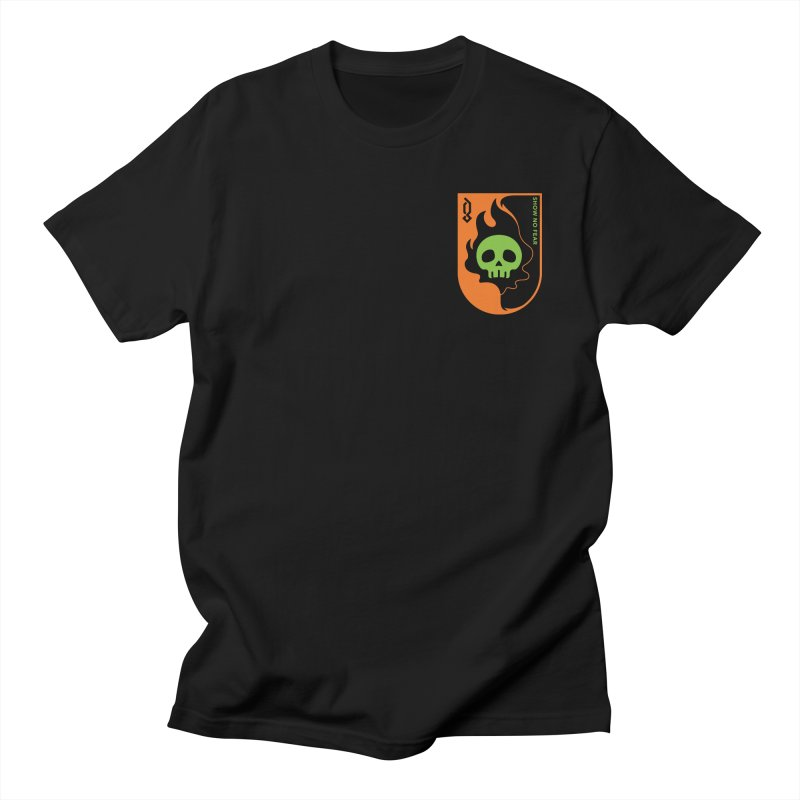 SHOW NO FEAR - HALLOWEEN Men's T-Shirt by Graphicblack