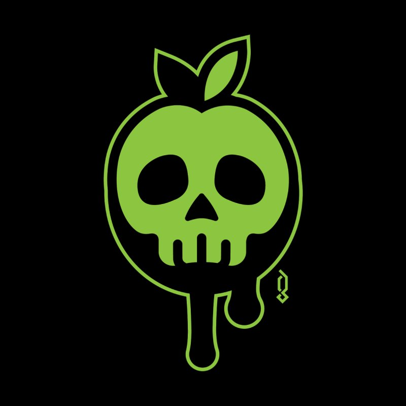 Poison Apple Women's T-Shirt by Graphicblack
