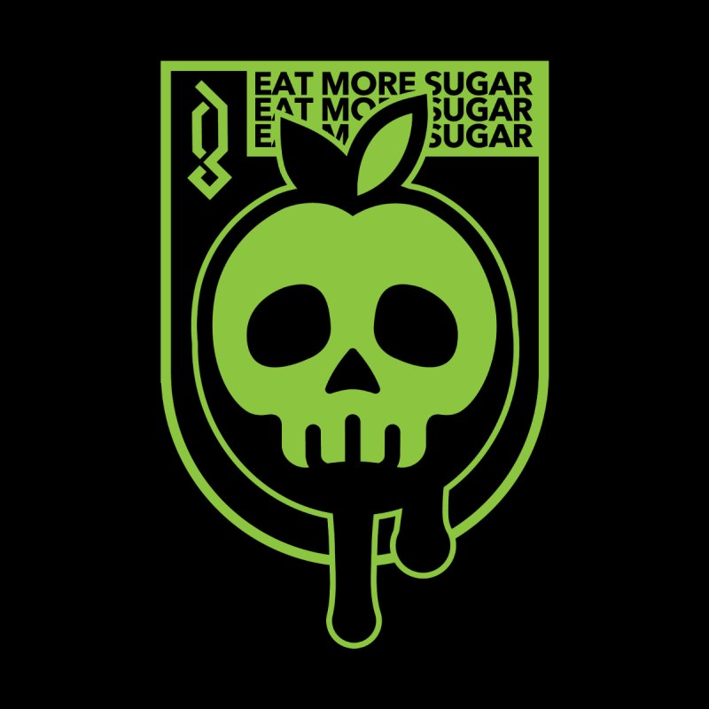 Eat More Sugar Apples Men's T-Shirt by Graphicblack