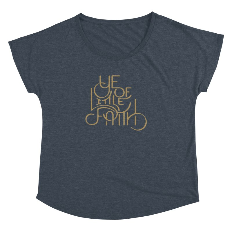 Little Faith Women's Dolman by The Artist Shop of graphicdesign79