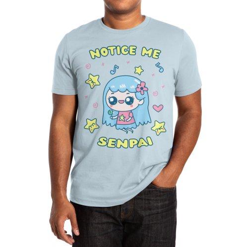Design for Notice Me Senpai