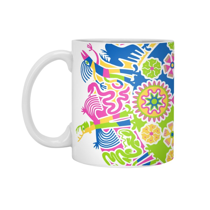 Vision Quest Accessories Standard Mug by Grasshopper Hill's Artist Shop