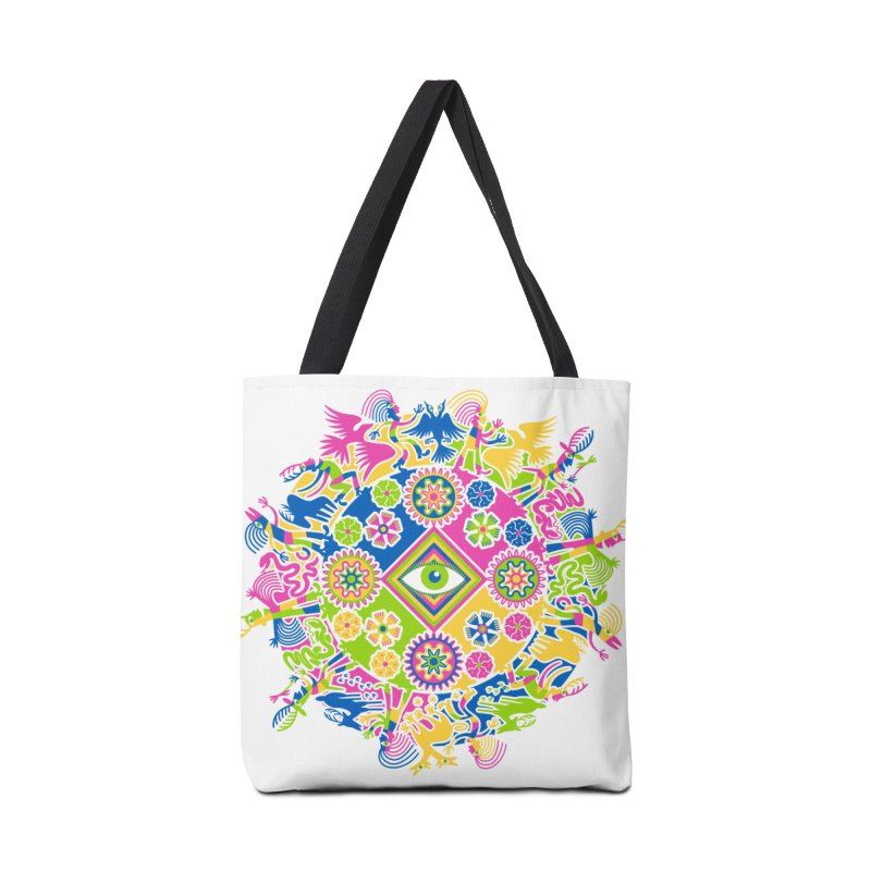Vision Quest Accessories Tote Bag Bag by Grasshopper Hill's Artist Shop