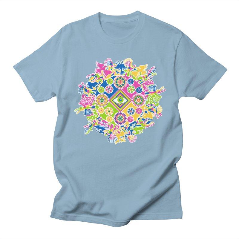 Vision Quest Women's Regular Unisex T-Shirt by Grasshopper Hill's Artist Shop