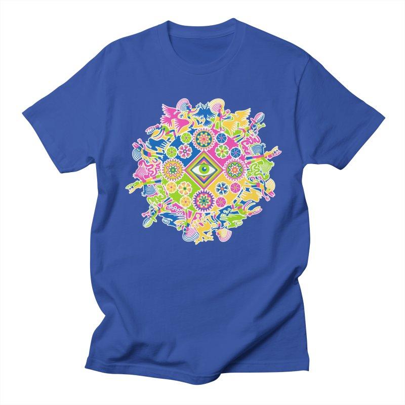 Vision Quest Men's T-Shirt by Grasshopper Hill's Artist Shop