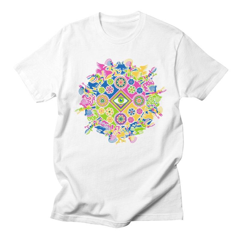 Vision Quest Men's Regular T-Shirt by Grasshopper Hill's Artist Shop
