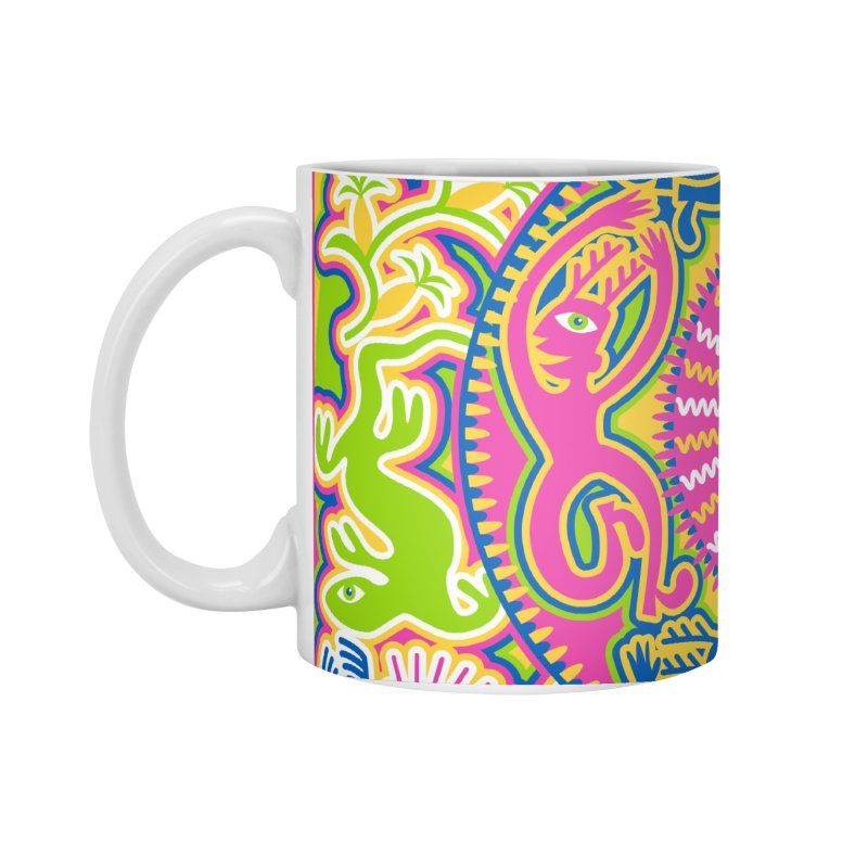 Creating Daylight Accessories Standard Mug by Grasshopper Hill's Artist Shop