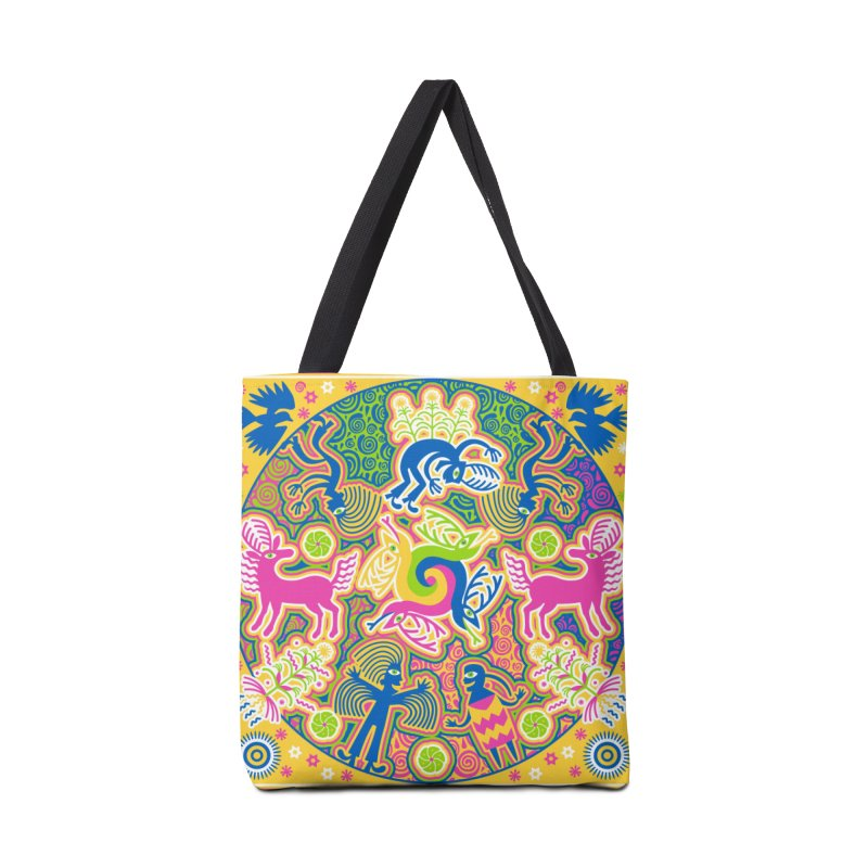 Creation of Peyote & Corn Accessories Bag by Grasshopper Hill's Artist Shop