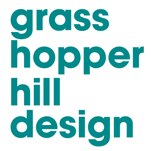 Grasshopper Hill's Artist Shop Logo