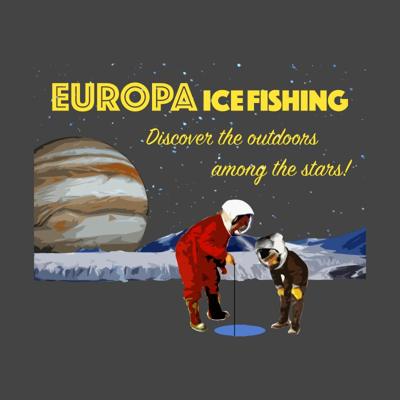 Europa Ice Fishing by GRAVATION's Artist Shop