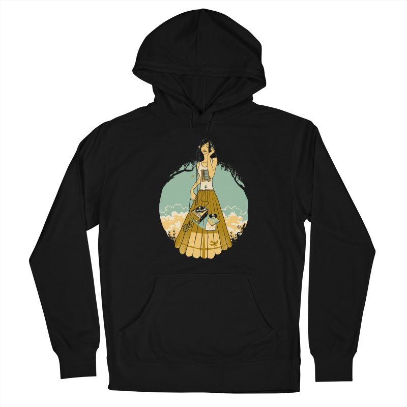 A Room with a View Women's French Terry Pullover Hoody by grayehound