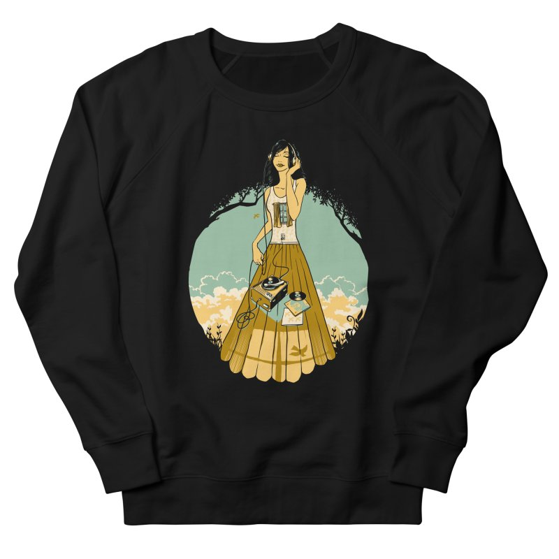 A Room with a View Women's French Terry Sweatshirt by grayehound