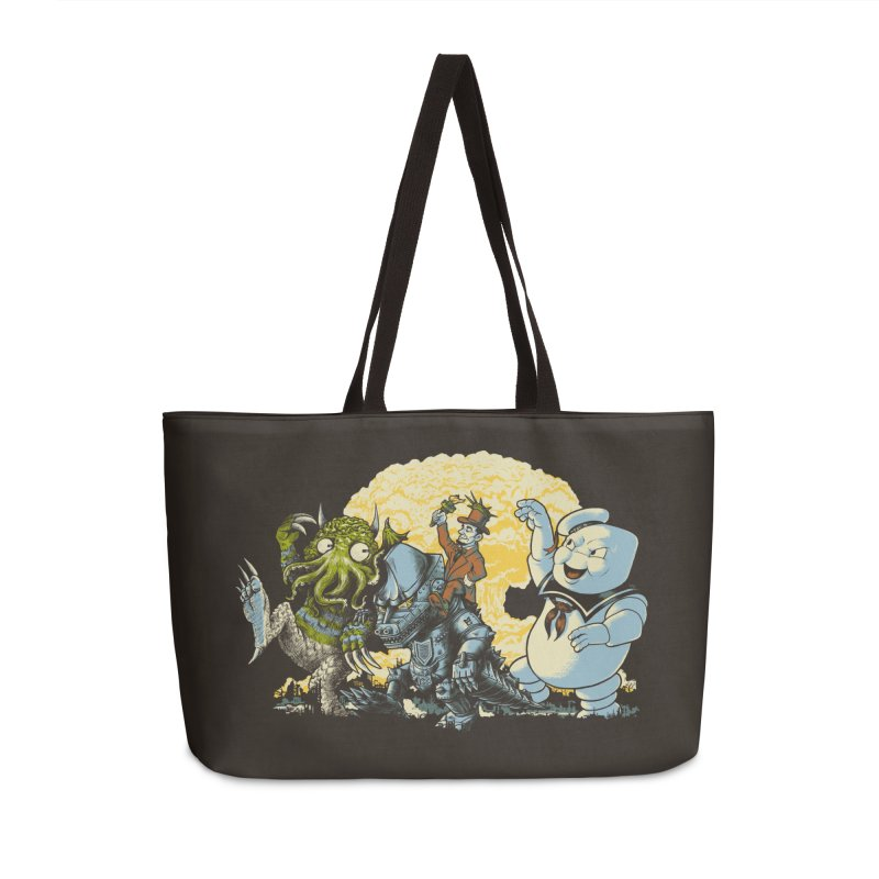 The Giant Rumpus Accessories Bag by grayehound