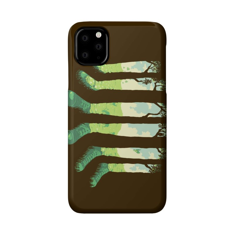 Can't See the Forest But for the Socks Accessories Phone Case by grayehound