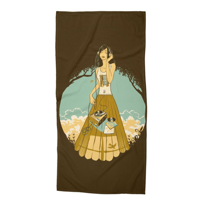 A Room With a View Accessories Beach Towel by grayehound