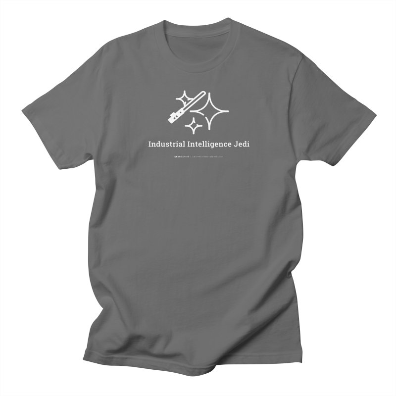 Industrial Intelligence Jedi Men's T-Shirt by graymattermerch's Artist Shop
