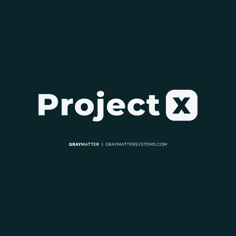 ProjectX Kids Baby T-Shirt by graymattermerch's Artist Shop
