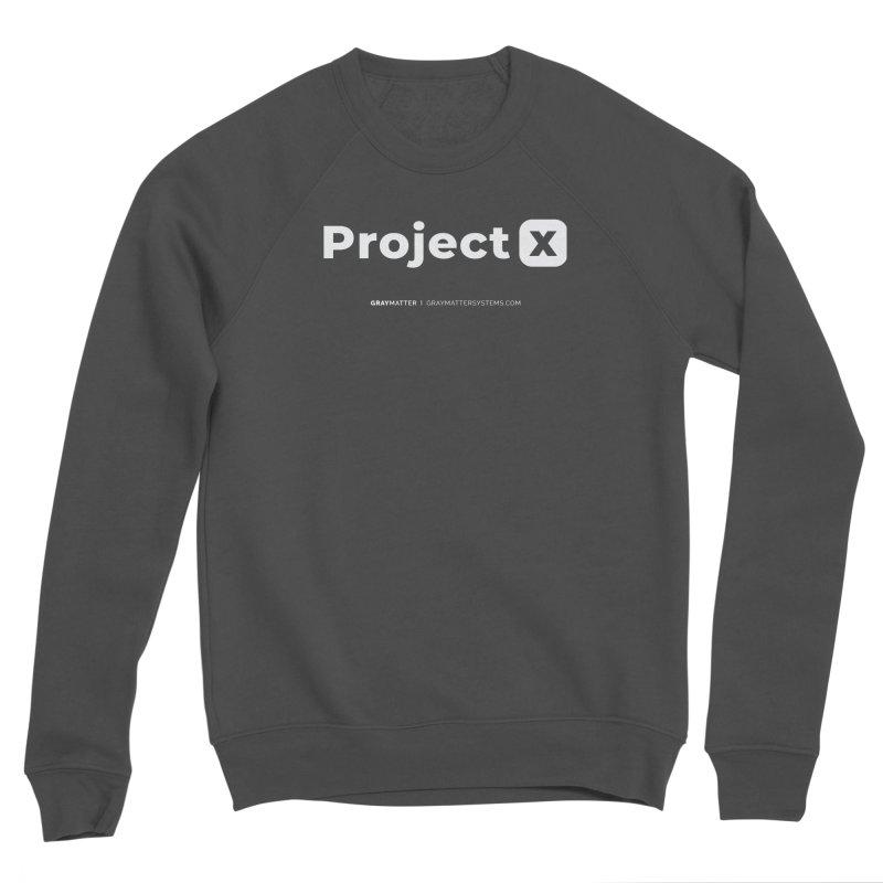 ProjectX Women's Sweatshirt by graymattermerch's Artist Shop