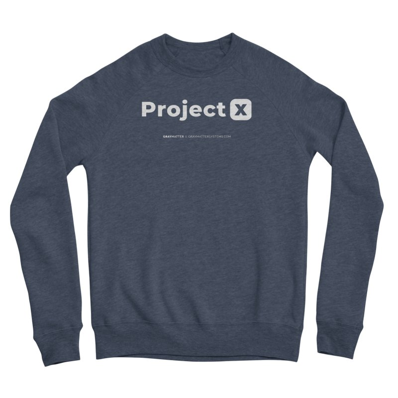 ProjectX Women's Sweatshirt by graymattermerch's Artist Shop